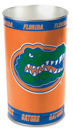 "Florida Gators 15"" Waste Basket"