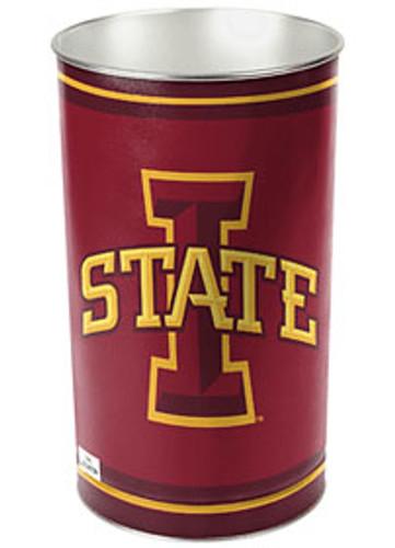 "Iowa State Cyclones 15"" Waste Basket"