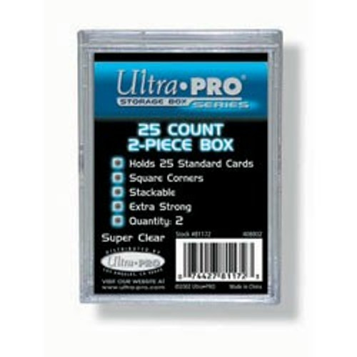 25-count 2-Piece Case (2-pack)