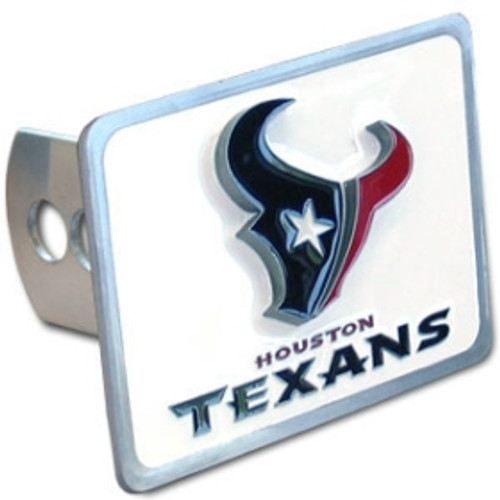Houston Texans Trailer Hitch Cover