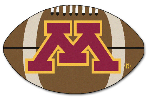 Minnesota Golden Gophers Football Mat 22x35