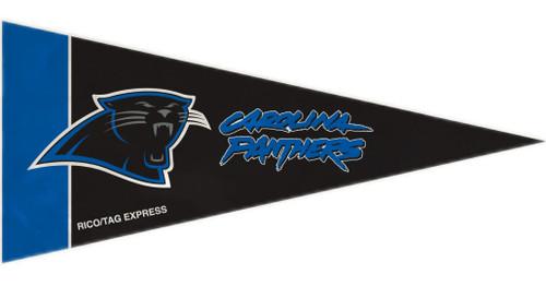 Carolina Panthers Mini Pennants - 8 Piece Set