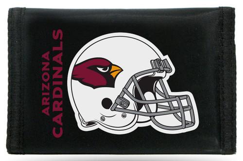 Arizona Cardinals Nylon Trifold Wallet