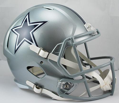 Dallas Cowboys Deluxe Replica Speed Helmet