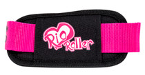Black and Pink Rio Roller Carry Strap-Rollback
