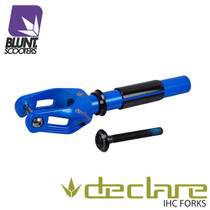 BLUNT DECLARE Forks