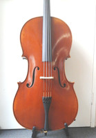 Heinrich Gill X5 4/4 (Cello Only with Pro Set-Up)