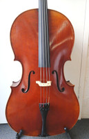 Heinrich Gill X7 4/4 (Cello Only with Pro Set-Up)