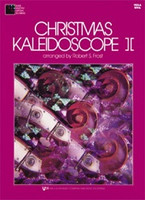 Christmas Kaleidoscope Book 2 Viola for Viola, Publisher  Neil A. Kjos Music Company, Arranger  Robert Frost