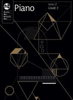 Piano Series 17 - Grade 3, series of AMEB Piano, Publisher  AMEB
