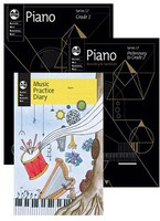 Piano Series 17 - Student Pack Grade 1, series of AMEB Piano, Publisher  AMEB