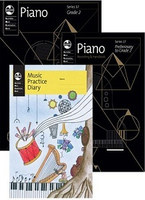 Piano Series 17 - Student Pack Grade 2, series of AMEB Piano, Publisher  AMEB