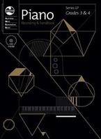 Piano Series 17 - Recording and Handbook Grades 3 & 4, series of AMEB Piano, Publisher  AMEB