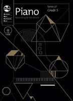 Piano Series 17 - Recording and Handbook Grade 5, series of AMEB Piano, Publisher  AMEB