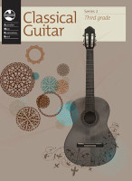 Classical Guitar Series 2 - Third Grade, for Classical Guitar, Publisher  AMEB
