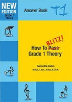 How To Blitz Theory Gr 1 Answer Book