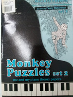 Monkey Puzzles set 2 by Fanny Waterman 70% off