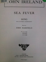 Sea Fever  for voice and piano by John Ireland,70% off