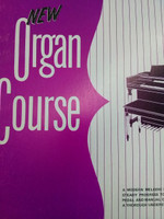 New Organ Course Book 4 by David Carr Glover,70% off
