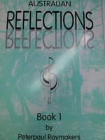 Australian Reflections Book 1 by Peterpaul Raymakers,70% off