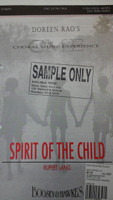 Spirit of The Child for 3-part treble,multiple Treble Chorus &Piano by Rupert Lang,70% off