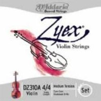 "**20% off** - ""D"" Zyrex Violin String (single) by D'Addario"