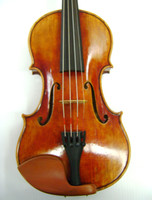 Struna Master 3/4 Violin Outfit (includes Bow, Case & Pro Set-Up)