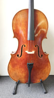 Struna Master 7/8 Cello Outfit (includes Bow, Soft Case & Pro Set-Up)