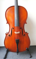Gliga III 1/2 Cello Outfit (includes Bow, Soft Case & Pro Set-Up)