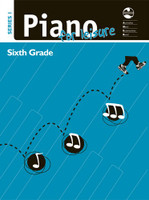 AMEB Piano For Leisure Series 1 Grade 6 Exam Pieces