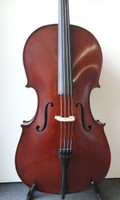 Enrico Student Extra 1/2 Cello Outfit (includes Bow, Soft Case & Pro Set-Up)