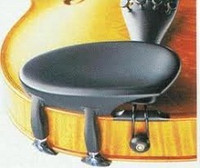 Space Age anti-allergy Wittner Violin Chinrest 1/16 to 1/8 - Side Mounted