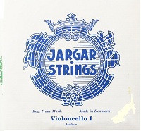 """A"" Jargar Cello String 4/4 (single) Medium Tension"