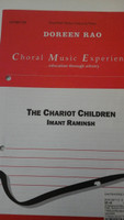 The Chariot Children for four-part treble voice&piano by Doreen Rao,70% off