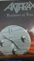 Anthrax Persistence of Time for voice&guitar,70% off