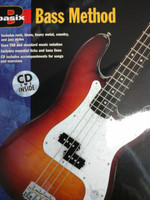 Basix Bass Method with CD by Ron Manus&Morty Manus