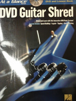 DVD Guitar Shred,At a Glance Series,70% off