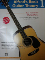 Alfred's Basic Guitar Theory 1 by Ron Manus&Morton Manus,70% off
