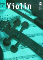 Violin Series 8 - Fourth Grade, PIANO ACCOMPANIMENT ONLY, for Violin&Piano, Publisher AMEB, Series AMEB Violin