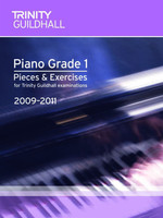 Piano Pieces & Exercises - Grade 1 for Piano, Publisher: Trinity College London