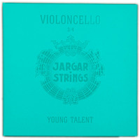 Jargar Young Talent Cello Strings 3/4 or 1/2 (Medium Tension)