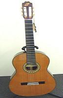 Spanish-Made Admira Teresa Concert Size Classical Guitar