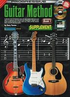 Progressive Guitar Method Supplement Bk 1