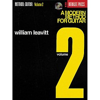 Berklee Press - A Modern Method for Guitar Vol. 2