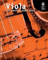 Viola Technical Work Book 2007 edition,for Viola, Publisher AMEB, Series AMEB Viola