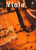Viola Series 1 -Sixth Grade, for Viola&Piano, Publisher AMEB, Series AMEB Viola