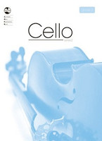 Cello Series 2 -Grade 3,for Cello&Piano, Publisher AMEB, Series AMEB Cello