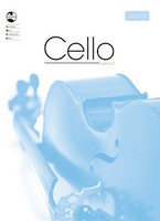 Cello Series 2 - Grade 4, for Cello&Piano, Publisher AMEB, Series AMEB Cello