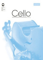 Cello Series 2 -Grade 5, for Cello&Piano, Publisher AMEB, Series AMEB Cello