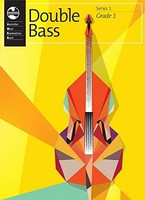 Double Bass Series 1 -Grade 1, for Double Bass&Piano, Publisher AMEB, Series AMEB Double Bass